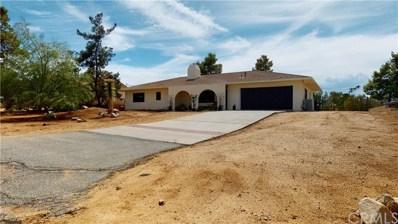7656 Hanford Avenue, Yucca Valley, CA 92284 - MLS#: JT21164325