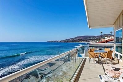 1249 Ocean Front, Laguna Beach, CA 92651 - MLS#: LG17076946