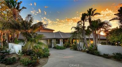 2861 Chateau Way, Laguna Beach, CA 92651 - MLS#: LG17204962