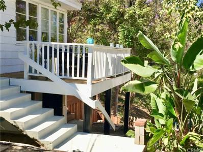 168 High Drive, Laguna Beach, CA 92651 - MLS#: LG17206679