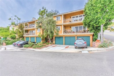 490 Hill Street UNIT A, Laguna Beach, CA 92651 - MLS#: LG17221882