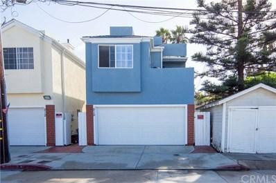 210 20TH Street UNIT A, Newport Beach, CA 92663 - MLS#: LG17239621