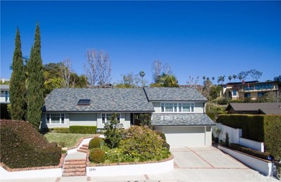 2894 Zell Drive, Laguna Beach, CA 92651 - MLS#: LG17241695