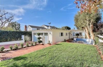 564 Oak Street, Laguna Beach, CA 92651 - MLS#: LG17246037