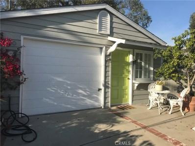 460 Saint Anns Drive, Laguna Beach, CA 92651 - MLS#: LG17252797