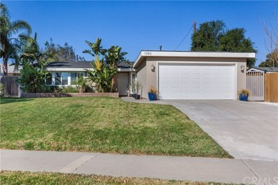 1080 Lullaby Lane, Corona, CA 92880 - MLS#: LG17271461