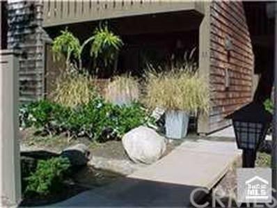 33852 Del Obispo Street UNIT 33, Dana Point, CA 92629 - MLS#: LG17276824