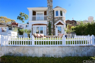 516 Poinsettia Avenue UNIT A, Corona del Mar, CA 92625 - MLS#: LG17279193