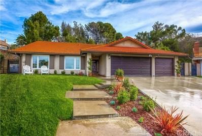 2593 N Ridgecrest Lane, Orange, CA 92867 - MLS#: LG18017160