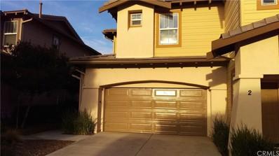24736 Ridgewalk Street UNIT 1, Murrieta, CA 92562 - MLS#: LG18027752