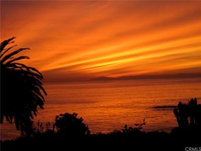 520 Cliff Drive UNIT 102, Laguna Beach, CA 92651 - MLS#: LG18030755