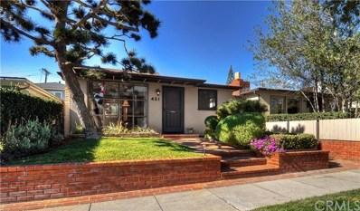 421 Orchid Avenue, Corona del Mar, CA 92625 - MLS#: LG18038409