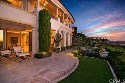 28 Ritz Cove Drive, Dana Point, CA 92629 - MLS#: LG18056597