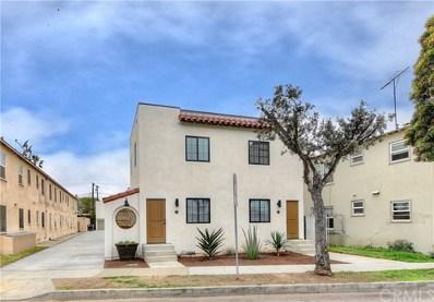 375 Termino Avenue UNIT A, Long Beach, CA 90814 - MLS#: LG18067357