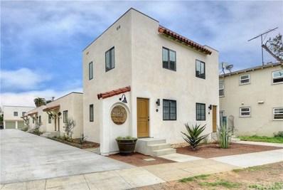375 Termino Avenue UNIT B, Long Beach, CA 90814 - MLS#: LG18067466
