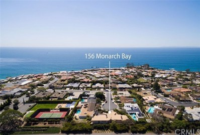 156 Monarch Bay Drive, Dana Point, CA 92629 - MLS#: LG18067889