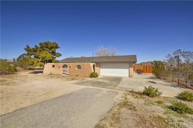 60162 Latham, Joshua Tree, CA 92252 - MLS#: LG18070035