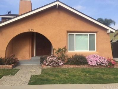 675 Euclid Avenue UNIT 4, Long Beach, CA 90814 - MLS#: LG18075275