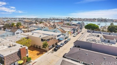 124 Agate Avenue UNIT B, Newport Beach, CA 92662 - MLS#: LG18080006