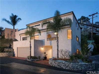 601 Diamond Street, Laguna Beach, CA 92651 - MLS#: LG18086600