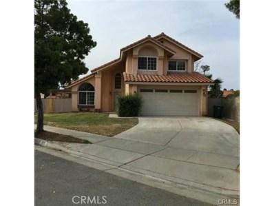 951 Ashford Circle, Corona, CA 92881 - MLS#: LG18087484