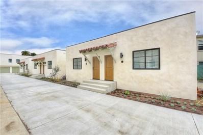 375 Termino Avenue UNIT E, Long Beach, CA 90814 - MLS#: LG18093382