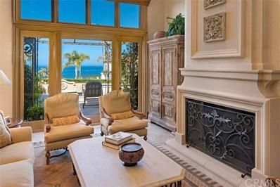 43 Ritz Cove Drive, Dana Point, CA 92629 - MLS#: LG18093920