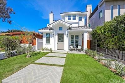 503 Poinsettia Avenue, Corona del Mar, CA 92625 - MLS#: LG18094441