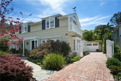 359 Diamond Street, Laguna Beach, CA 92651 - MLS#: LG18101560