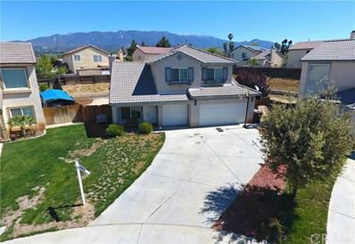 1150 Desert Fox Court, Beaumont, CA 92223 - MLS#: LG18101714
