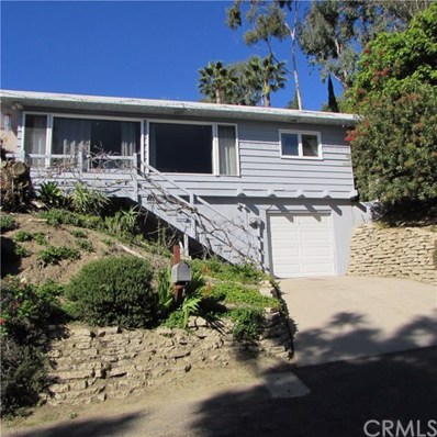 1916 Rim Rock Canyon Road, Laguna Beach, CA 92651 - MLS#: LG18107824