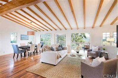 1450 Bluebird Canyon Drive, Laguna Beach, CA 92651 - MLS#: LG18119044