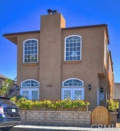 1229 W Balboa Boulevard, Newport Beach, CA 92661 - MLS#: LG18131628