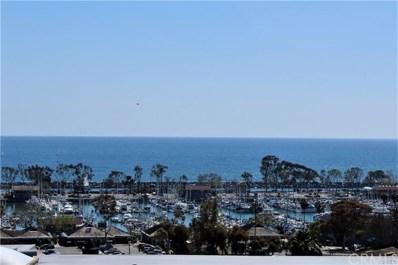34300 Lantern Bay Drive UNIT 110, Dana Point, CA 92629 - MLS#: LG18134329