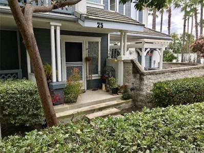 25 Coronado Cay Lane, Aliso Viejo, CA 92656 - MLS#: LG18140227