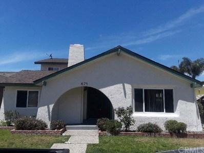 675 Euclid Avenue UNIT 3, Long Beach, CA 90814 - MLS#: LG18146307