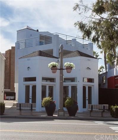 603 E Balboa Boulevard, Newport Beach, CA 92661 - MLS#: LG18150332