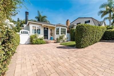 350 Ruby Street, Laguna Beach, CA 92651 - MLS#: LG18154017