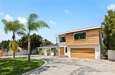 1729 Irvine Avenue, Newport Beach, CA 92660 - MLS#: LG18184498