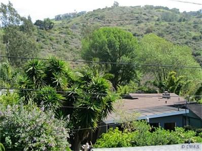 1223 Laguna Canyon Road UNIT UPPER, Laguna Beach, CA 92651 - MLS#: LG18201448