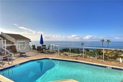 21651 Ocean Vista Drive UNIT 11, Laguna Beach, CA 92651 - MLS#: LG18209671