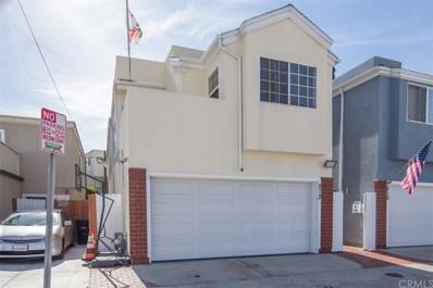 212 20TH Street UNIT A, Newport Beach, CA 92663 - MLS#: LG18217722