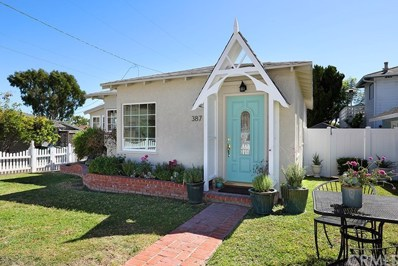 387 Monterey Drive, Laguna Beach, CA 92651 - MLS#: LG18226924