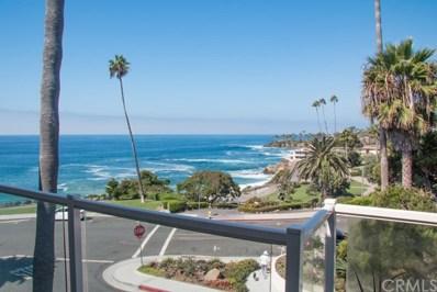 496 Cliff Drive UNIT 10, Laguna Beach, CA 92651 - MLS#: LG18238923