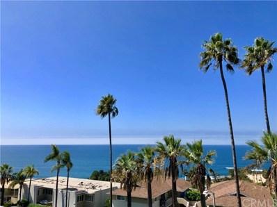 21651 Ocean Vista Drive UNIT 11, Laguna Beach, CA 92651 - MLS#: LG18242902