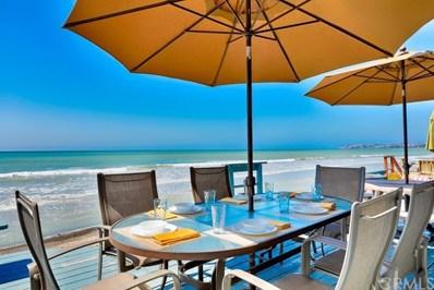 35725 Beach Road, Dana Point, CA 92624 - MLS#: LG18269563