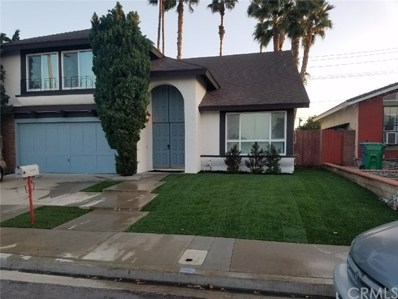 8402 Torchwood Circle, Westminster, CA 92683 - MLS#: LG18273632