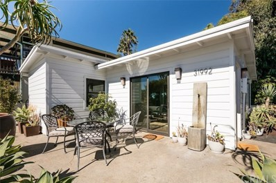 31992 Virginia Way, Laguna Beach, CA 92651 - MLS#: LG18283755