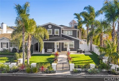 534 Catalina Drive, Newport Beach, CA 92663 - MLS#: LG18290593