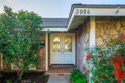 2006 Mirasol Street, Santa Ana, CA 92705 - MLS#: LG19002154